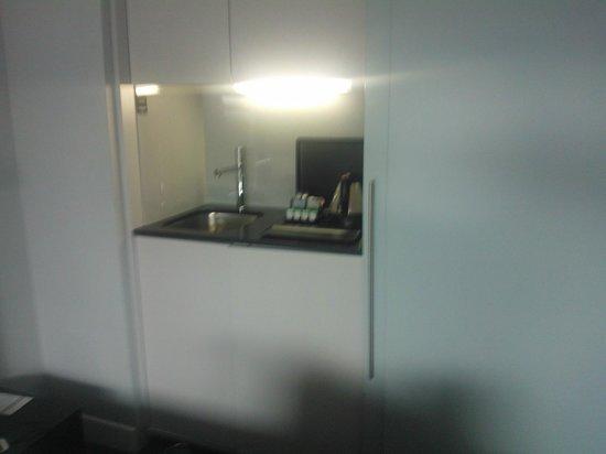 The Nadler Liverpool: kitchen