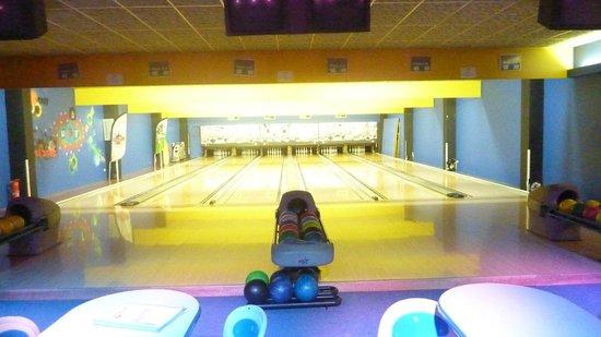 Staff Bowling