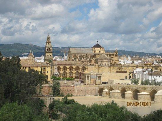 Hesperia Córdoba: vista dalla stanza