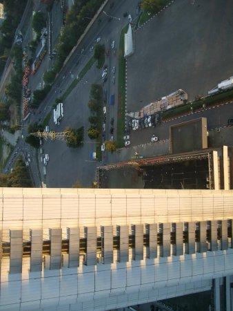 Vega Hotel & Convention Center : 26 floor!