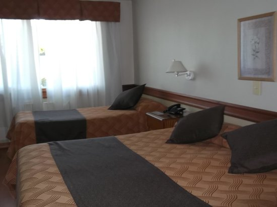 Hotel Patagonia Sur: habitacion