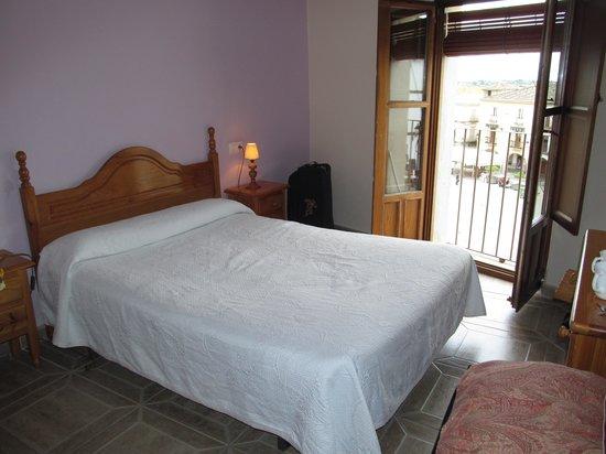 Alojamientos Plaza Mayor: Bedroom