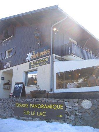 L'EDELWEISS - Hotel-Restaurant