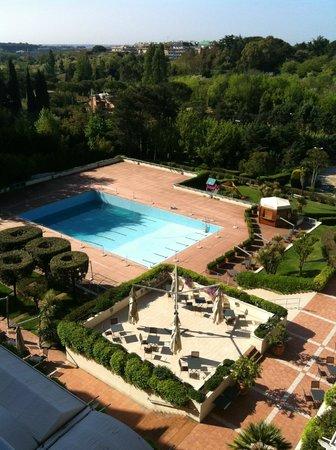 AtaHotel Villa Pamphili : Direi molto carina