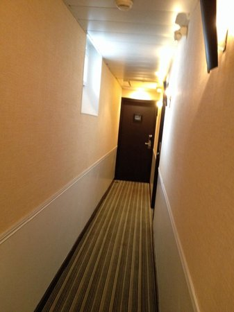 Best Western Star Champs Elysees : Corridor Level 6