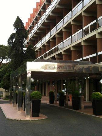 AtaHotel Villa Pamphili : L'hotel