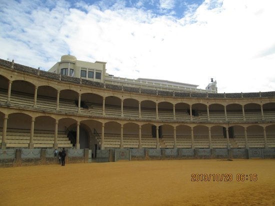 Plaza de toros de Ronda: Bullring