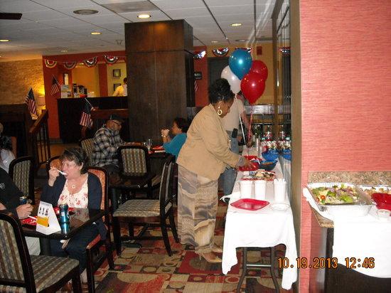 Quality Inn Medical Park: Veterans Day Celebration