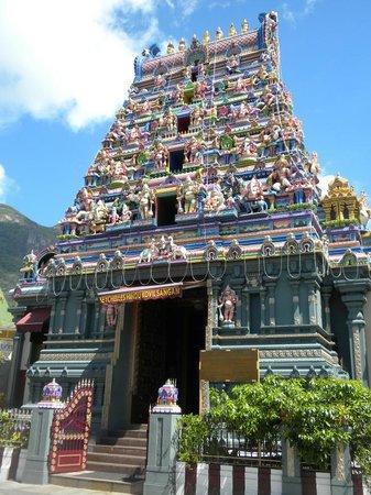 Tempio hindu  -Arul Mihu Navasakthi Vinayagar