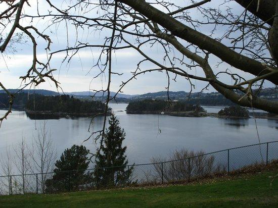 Edvard-Grieg-Museum Troldhaugen: Nordasvannet lake