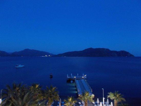 Hotel Cettia Beach Resort: View