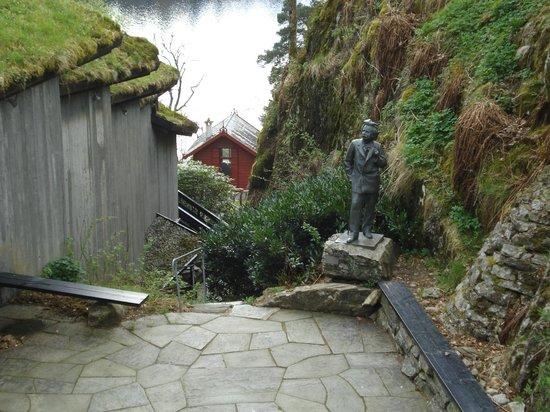 "Edvard-Grieg-Museum Troldhaugen: at Greig""s house"