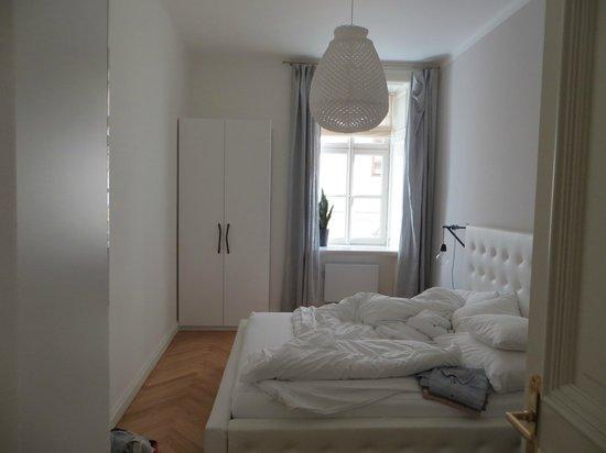Retezova Apartments : bedroom