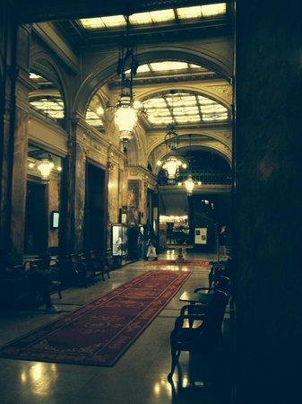 Hotel Metropole : Hall