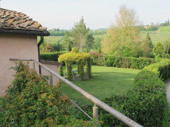 Villa il Borghetto : giardino