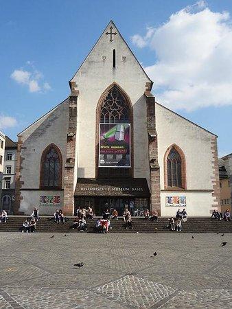 HMB - Museum für Geschichte : Historisches Museum Barfusserplatz