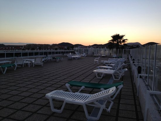 Aguamarina Golf Hotel: niceee