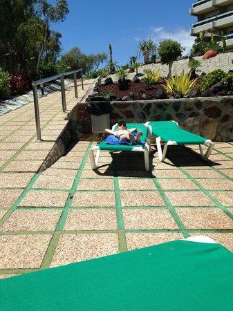 Aguamarina Golf Hotel: pool
