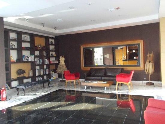 Hotel Cettia Beach Resort: Reception