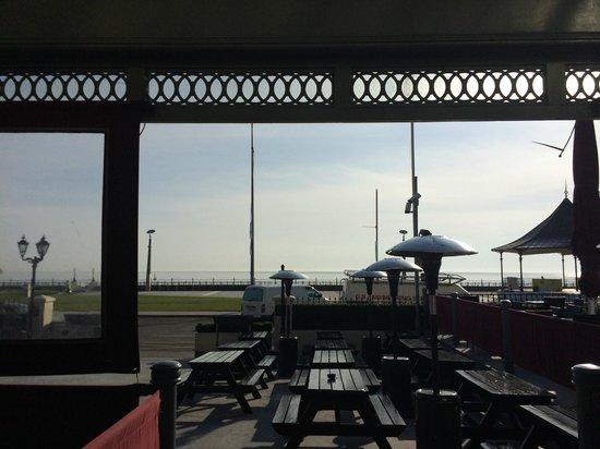 The Martello Hotel : panorama dall'ingresso