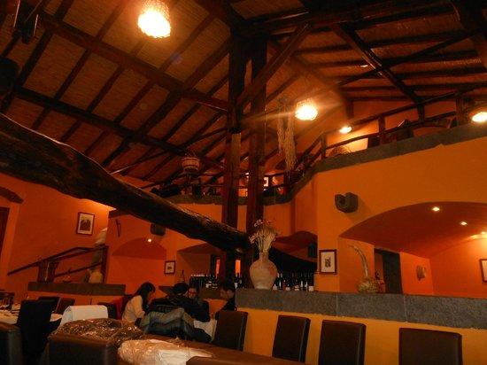 Etna Quota Mille : Sala ristorante