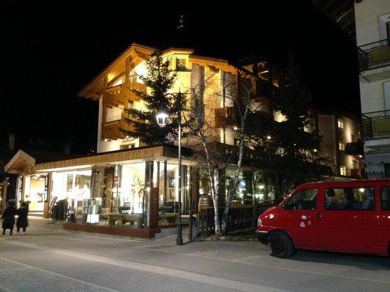 Hotel Concordia: Accogliente