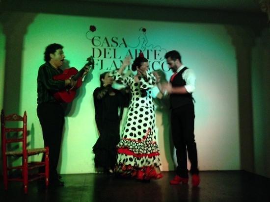 Casa del Arte Flamenco: La fiesta