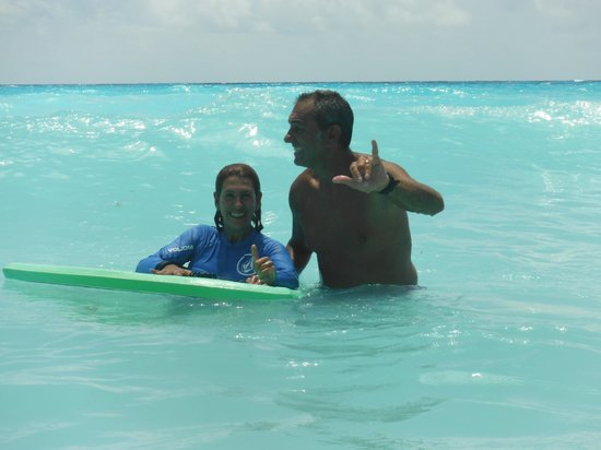 Gnarly's Surf School: The Master's