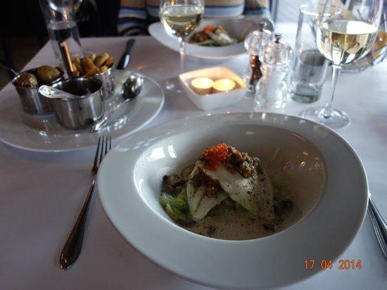 Bolgen & Moi: Fish main course
