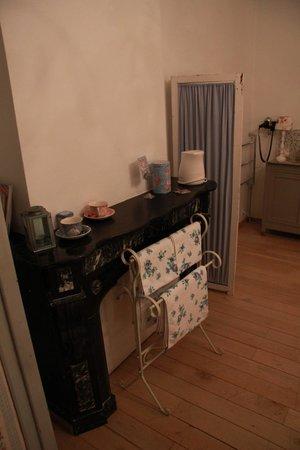 Cherrycake & Chocolate: Room