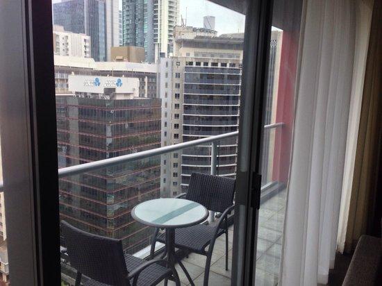 Oaks Felix: Room 228 balcony