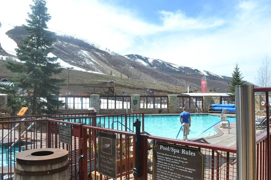 Marriott's MountainSide: Pool areal