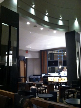 DoubleTree Suites by Hilton Hotel New York City - Times Square : new renovations in lobby...