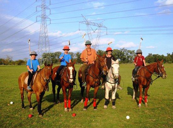 Polo Elite: The Crew