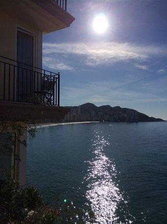 Villa Venecia Hotel Boutique: breakfast view