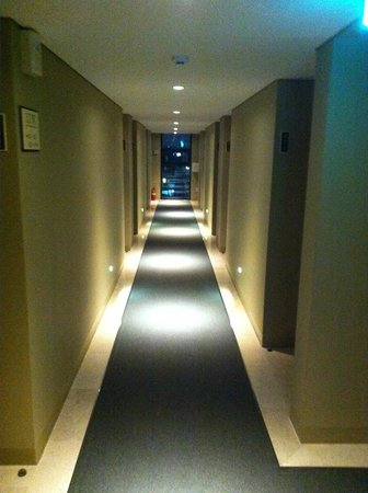 I.T.W Hotel: Corridor