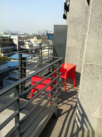 I.T.W Hotel: View