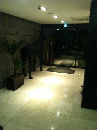 I.T.W Hotel: Lobby