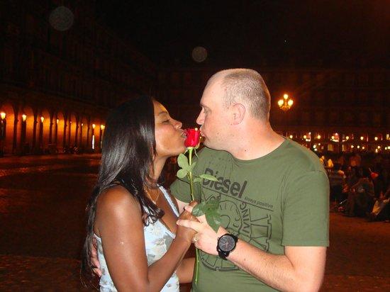 Plaza Mayor: Com o amor