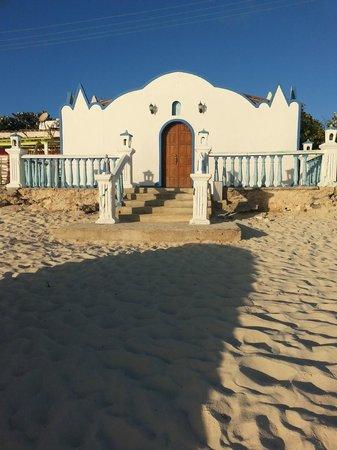 Posada Lagunita : romantica chiesetta