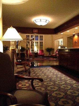 Lakeland Terrace Hotel: Lobby
