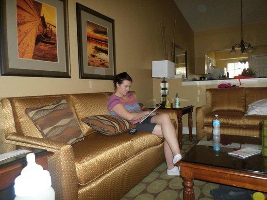 Holiday Inn Club Vacations At Orange Lake Resort: hotel