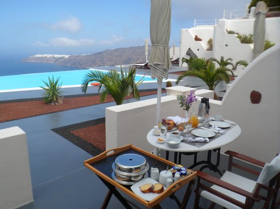 Anastasis Apartments: Anastasis Balcony View