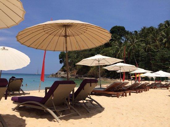 The Chava Resort: Beach