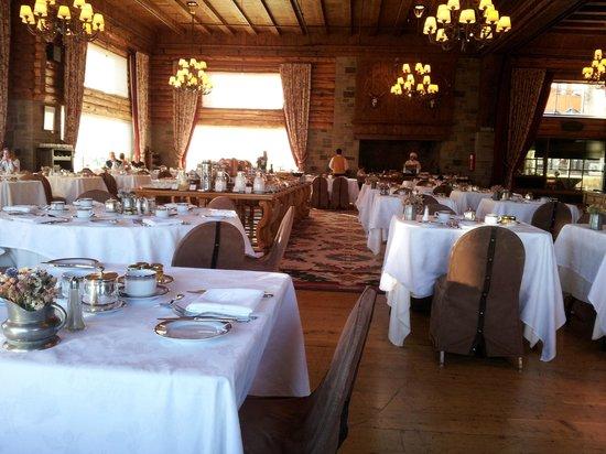 Llao Llao Hotel and Resort, Golf-Spa: Desayunador