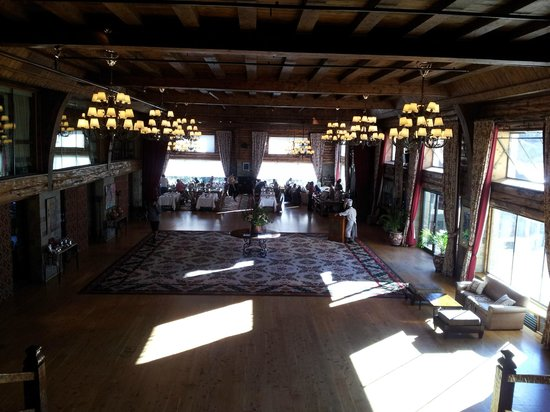 Llao Llao Hotel and Resort, Golf-Spa: Salon Desayunador