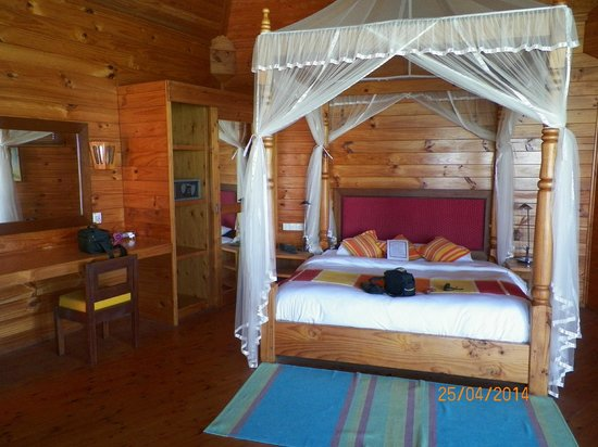Meeru Island Resort & Spa : Honeymoon suite