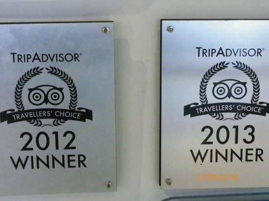 Meeru Island Resort & Spa : Award winner