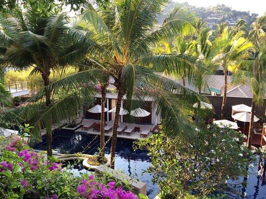The Chava Resort: Balcony view