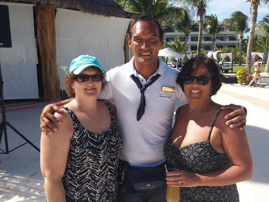 Secrets Maroma Beach Riviera Cancun: Great Entertainment team member- Fernado